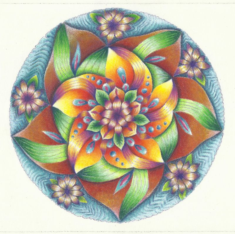 Elementals Mandala