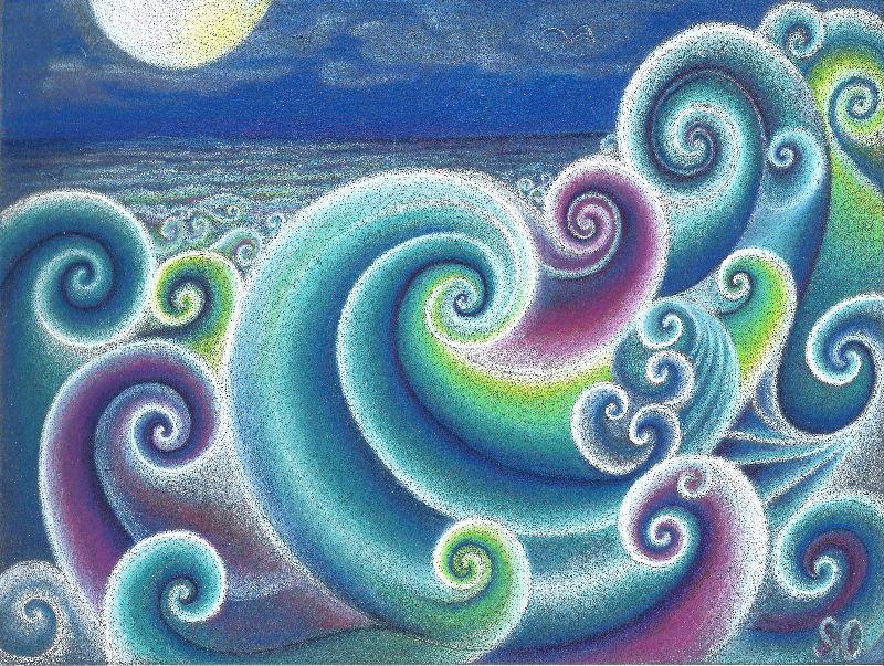 Fibonaccis Sea