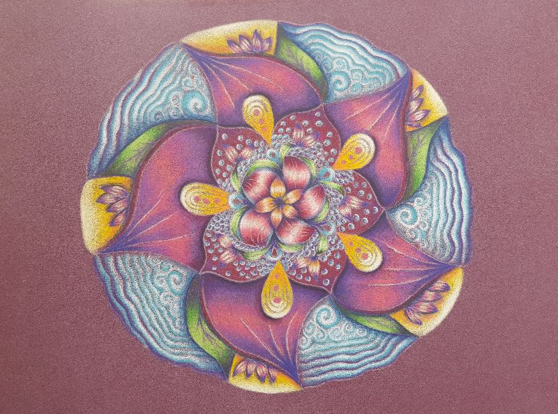 Seasonal Mandala