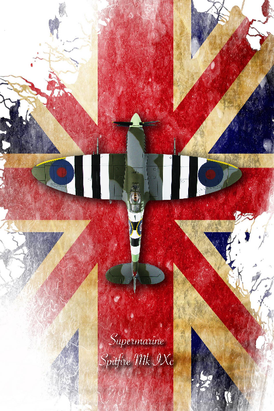 Spitfire MkIXc