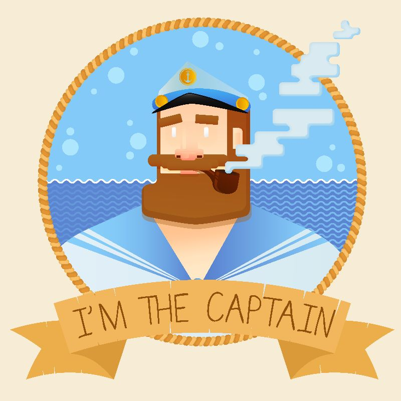 Im the captain
