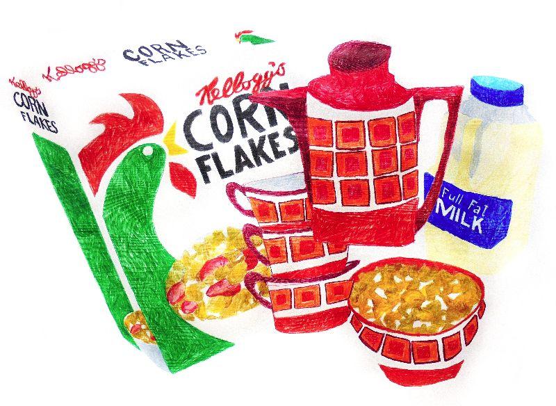 Kelloggs CornFlakes