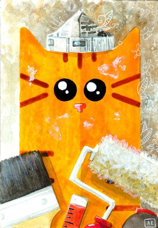 Cat decorator