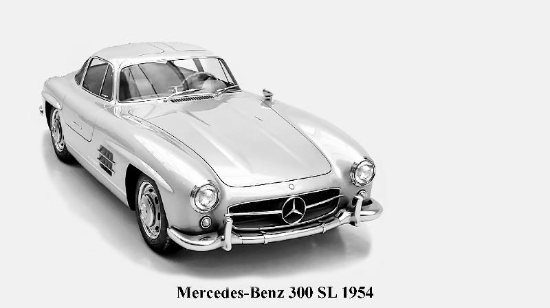 MercedesBenz 300 SL 195