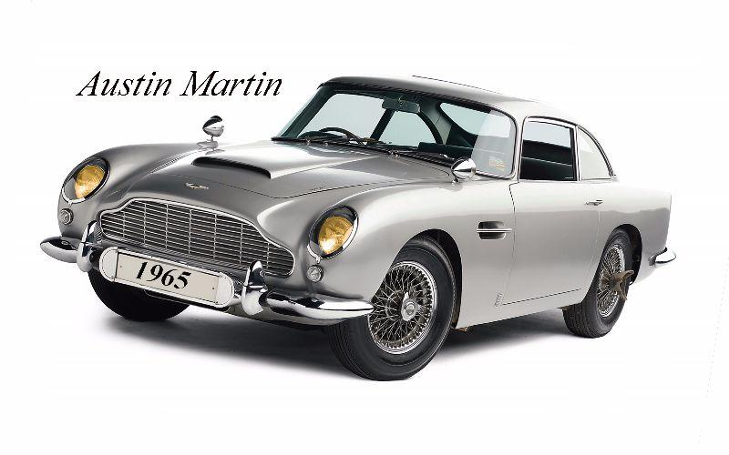 AstonMartin 1965