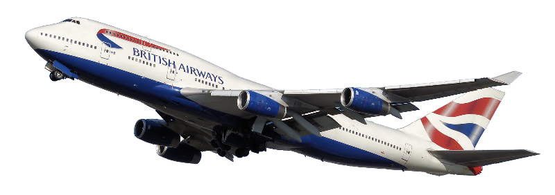 Boeing 747 Aircraft