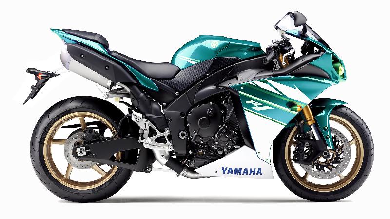 Yamaha YZFR1 Motorcycle