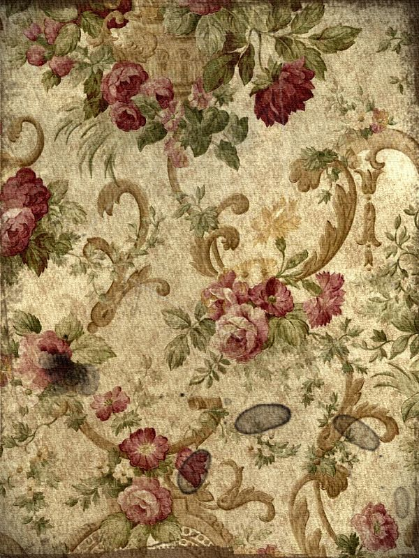 Vintage Victorian Floral