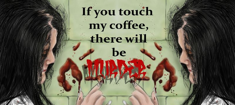 Murder for a Coffee