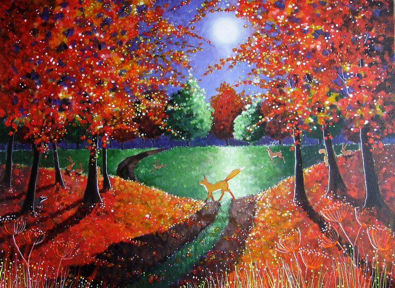 Autumn-Fox