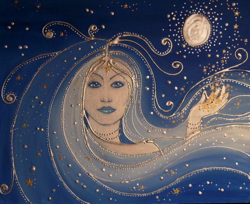 Goddess of Night