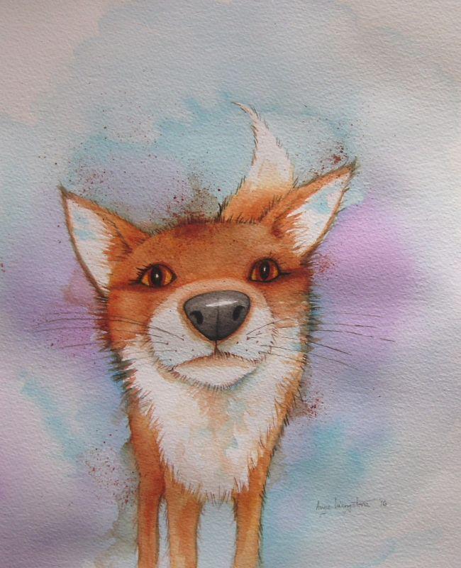 Nosey-Fox