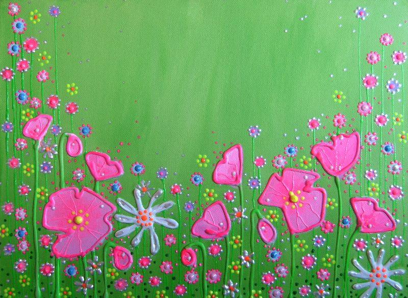 Vibrant-pink-summer