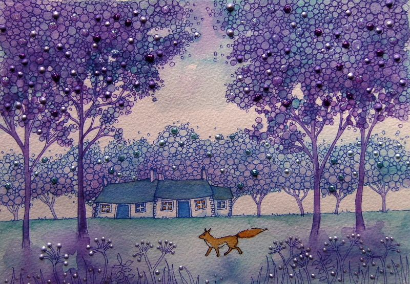 Wandering Fox
