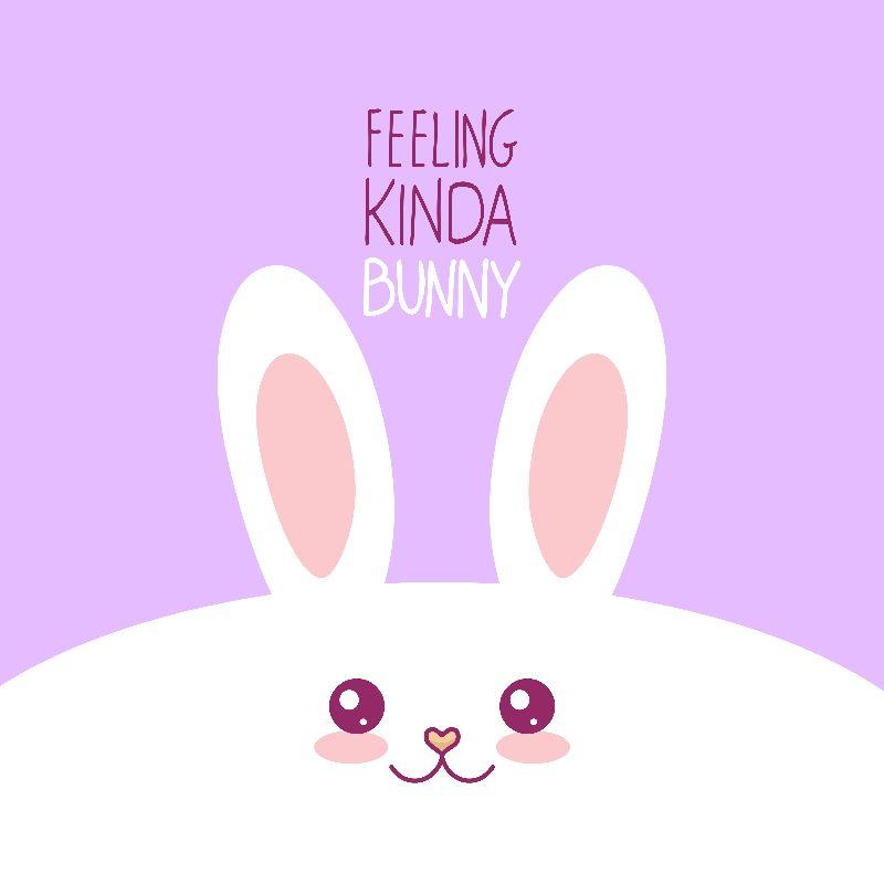 Feeling Bunny