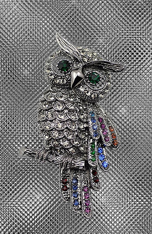 diamond owl