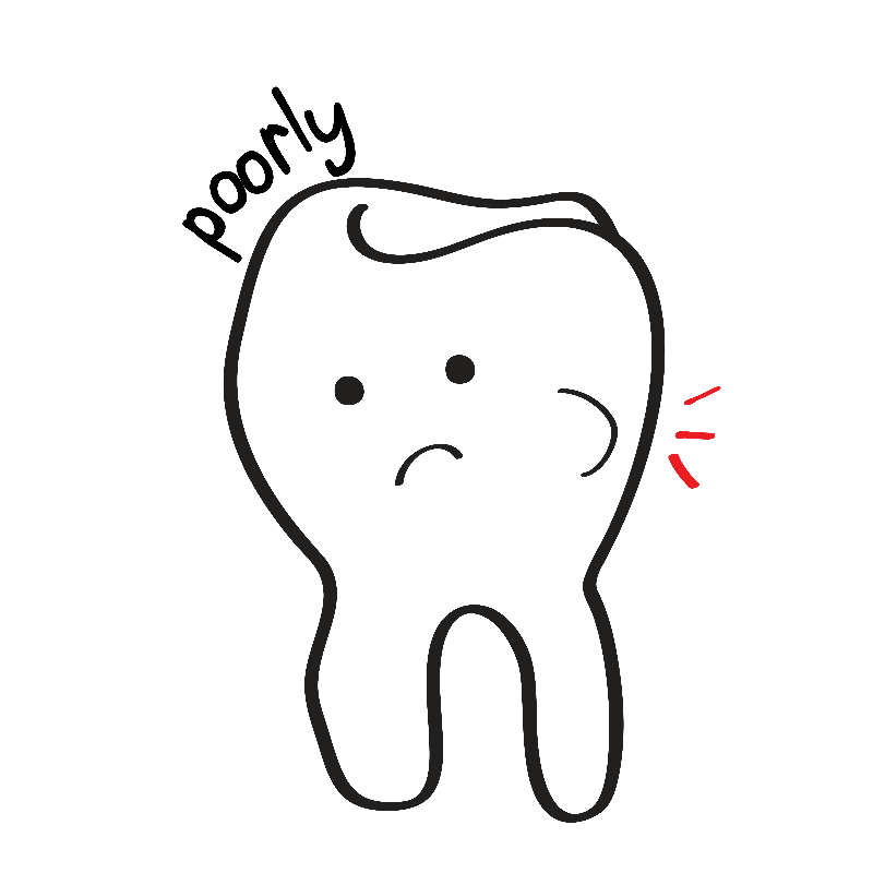 Poorly Tooth