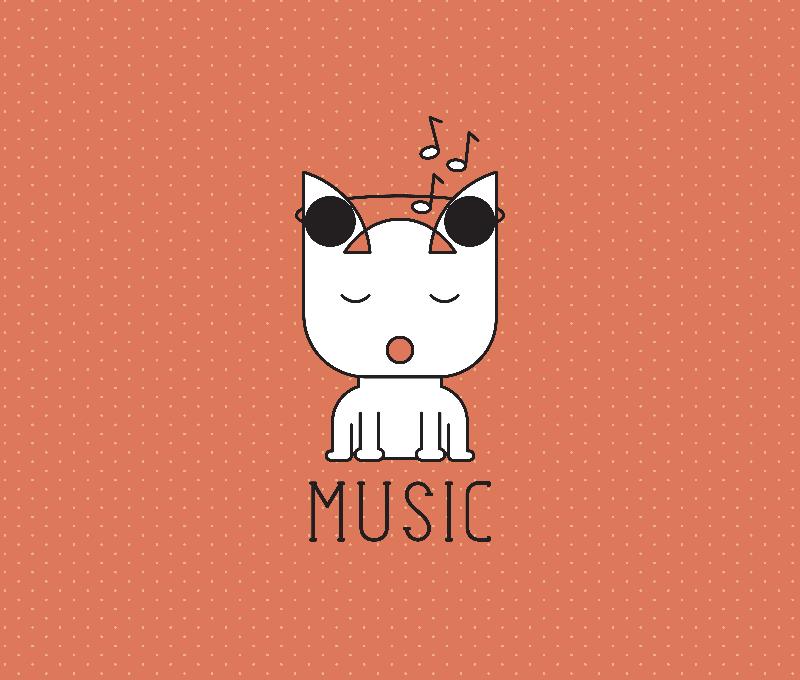 Cat Music Mode