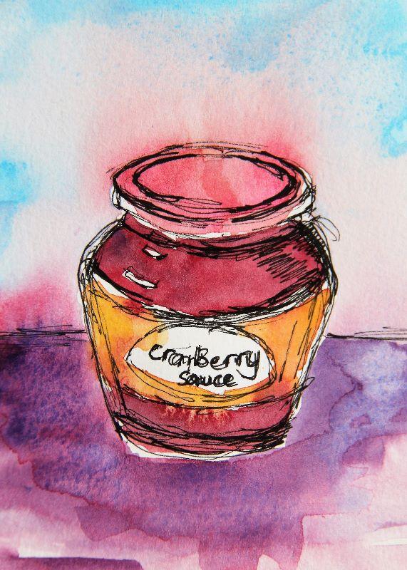 Saucy Cranberry