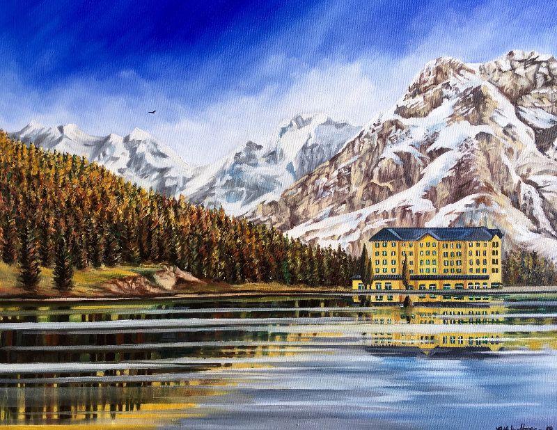 Lake Misurina Dolomites