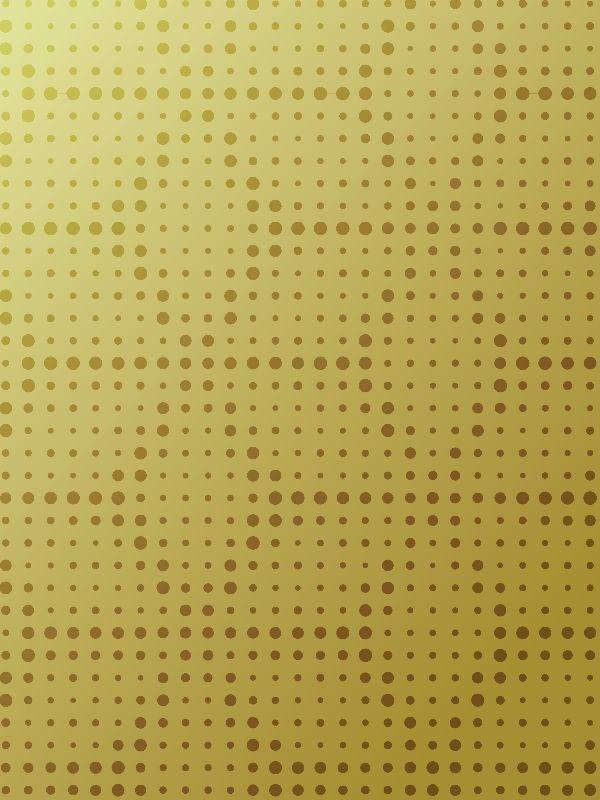 Golden dot graphic