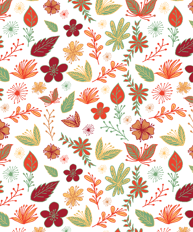 botanical patterned1