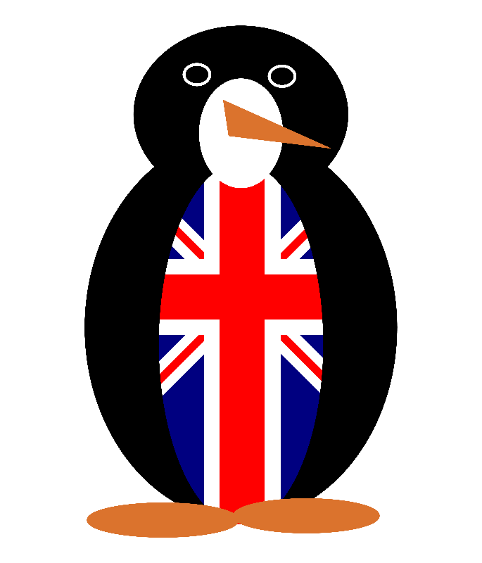 British Penguin