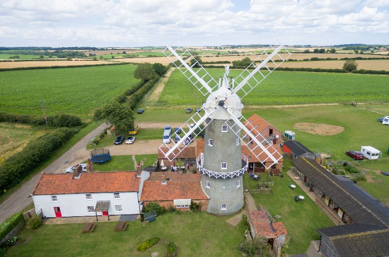 Image result for bircham windmill