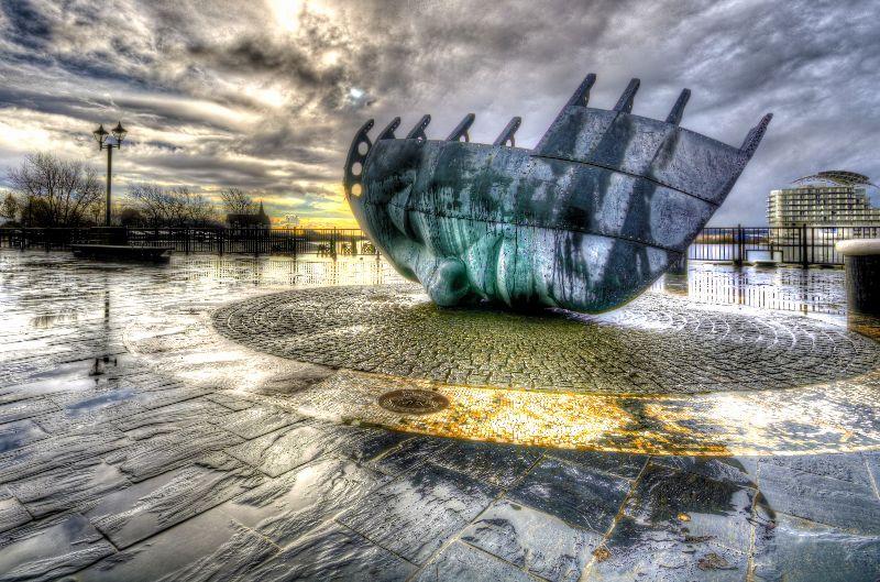 Seafarers memorial