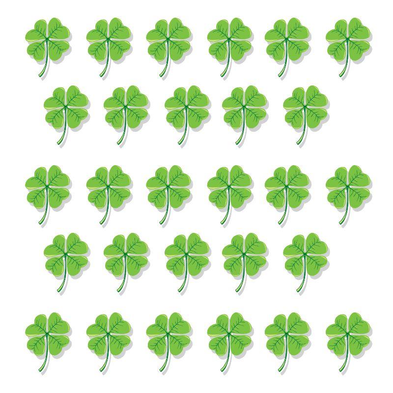 Lucky 4 Leaf Clover