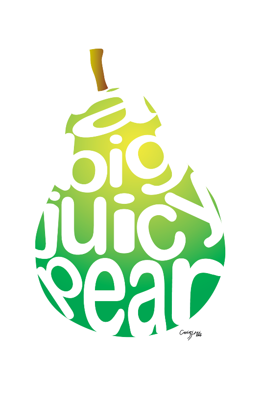 Big Juicy Pear