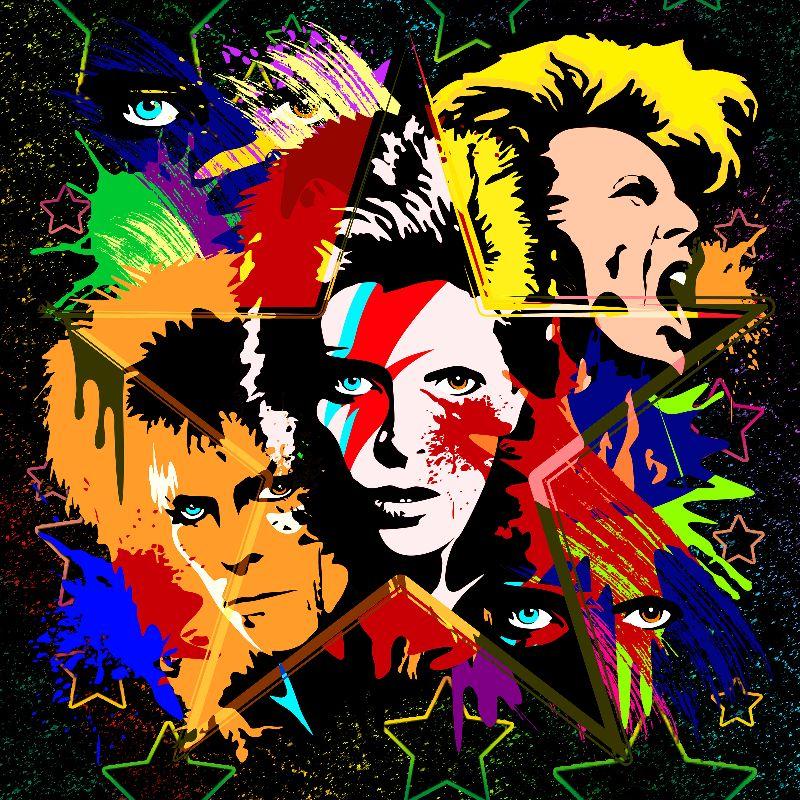 Bowie Metamorphosis