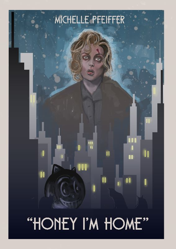 Selina Kyle Poster