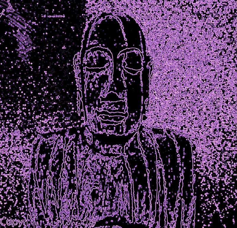 Karma in Lilac