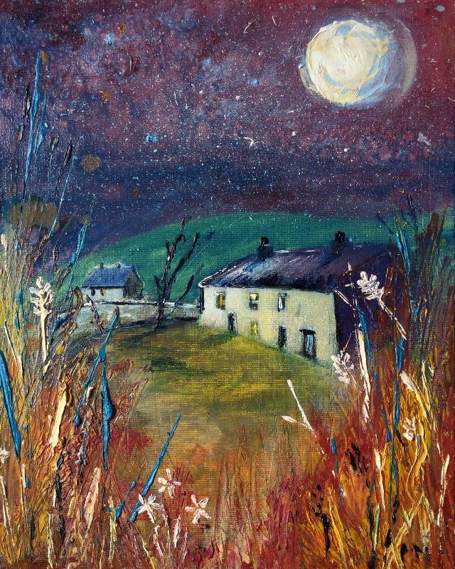 Gunnerside moon grasses