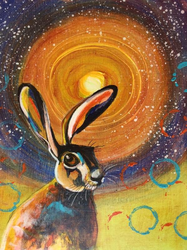 Hazel Hare