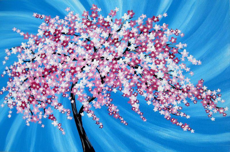 Blossom Cascade