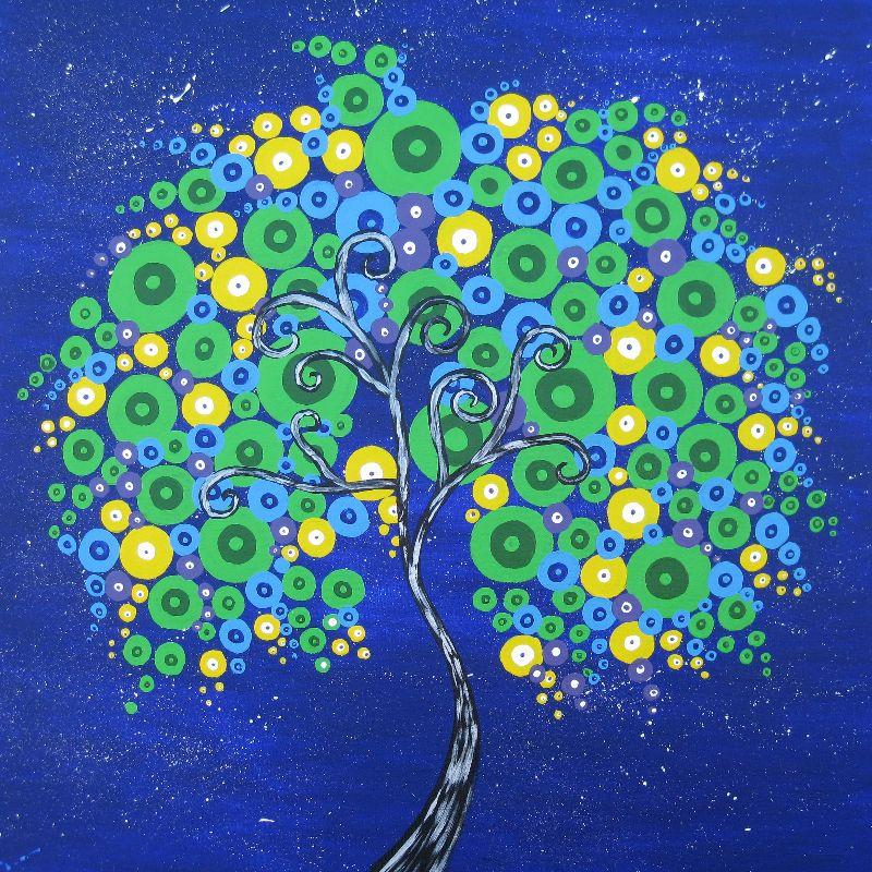 Peacock Tree of Life