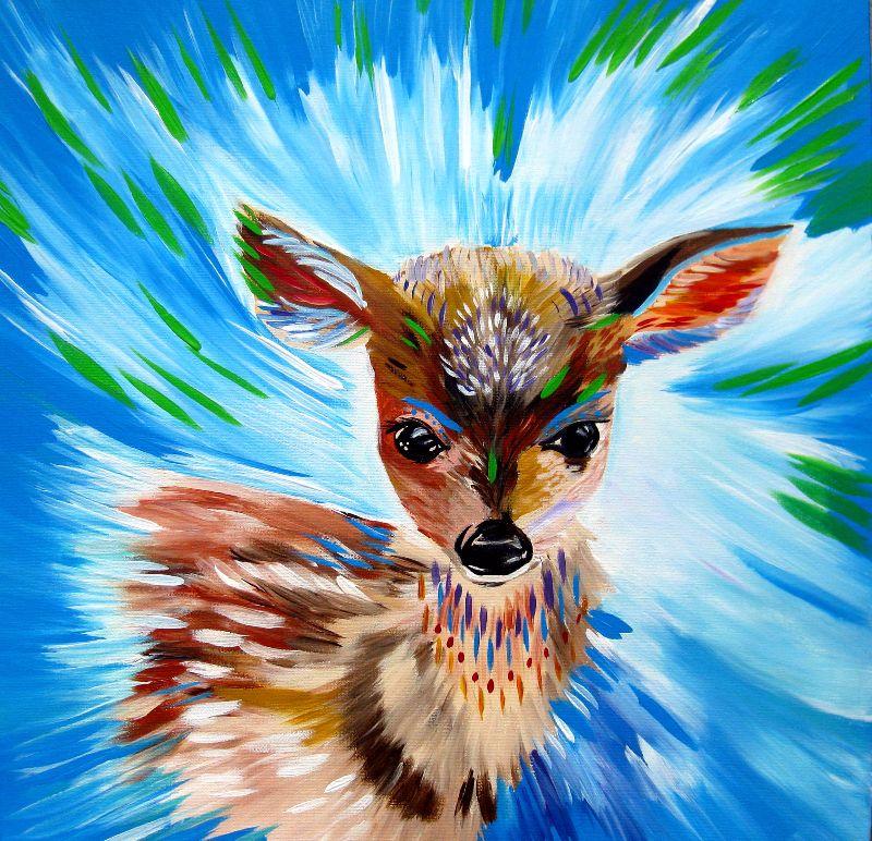 Spirit Animal Fawn