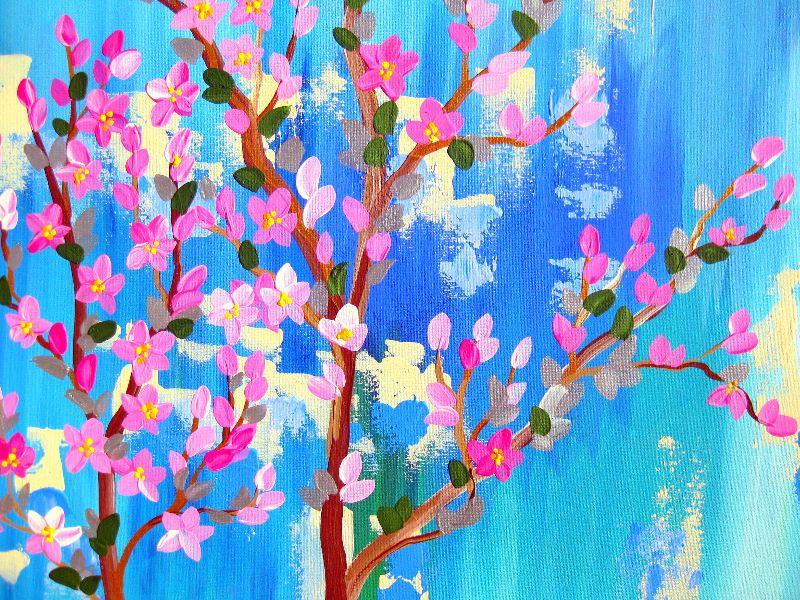 Spring Blossom Joy