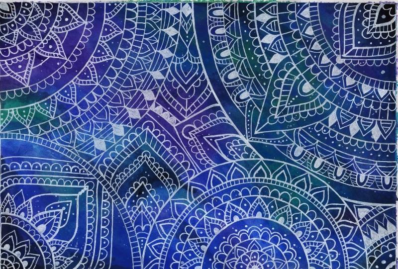 Nebula zendoodle