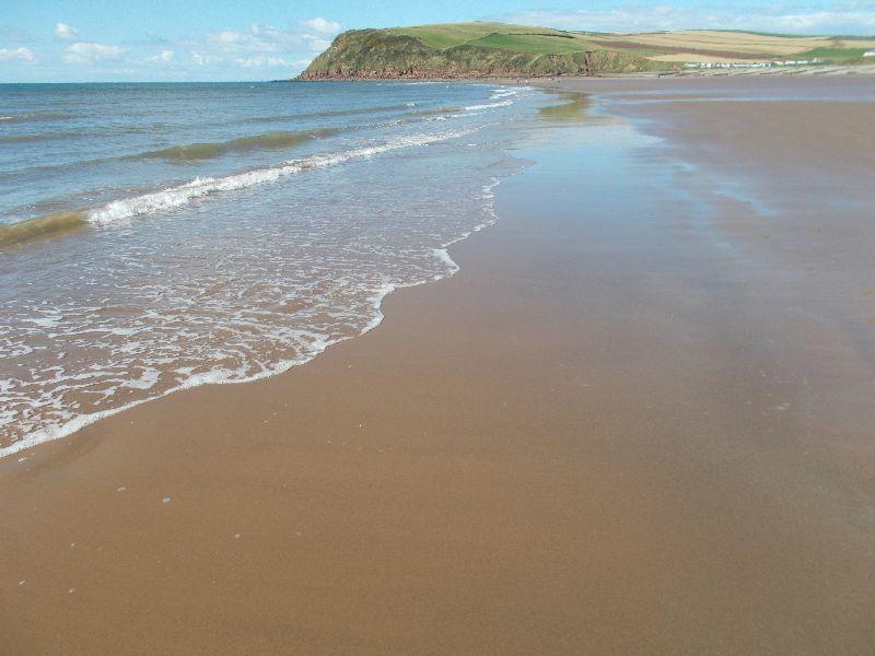 St Bees Beach Cumbria