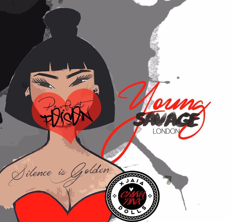 YOUNG SAVAGE Geisha Doll