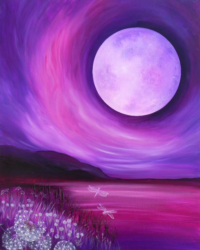 Tranquil Moon