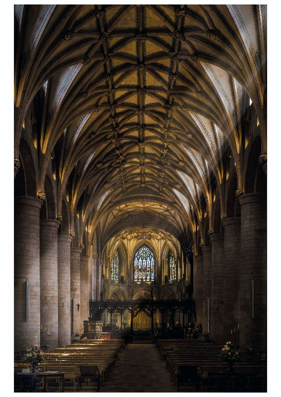 Tewkesbury Abbey 1