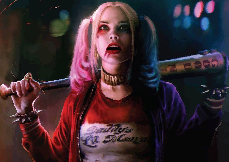 Margot Robbie Harley Quin