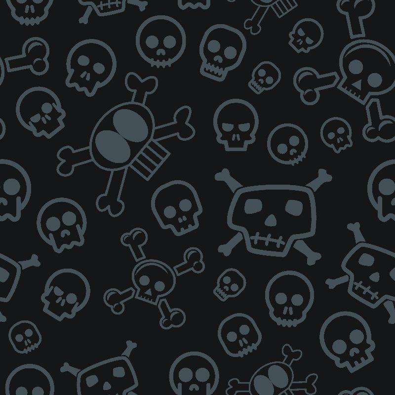 Skull  Crossbones Design