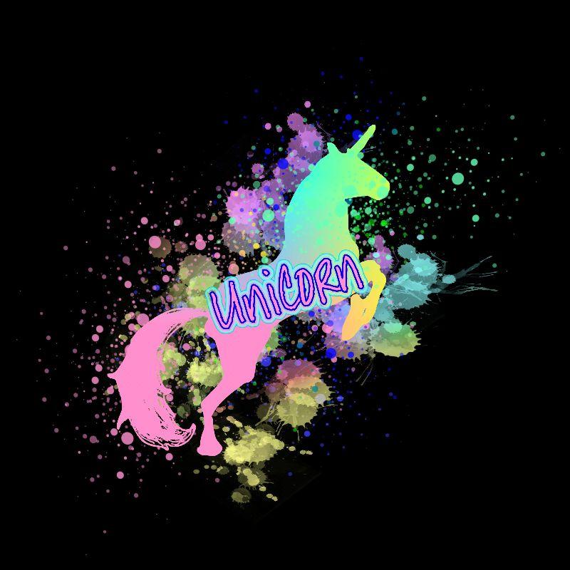Rainbow Fantasy Unicorn