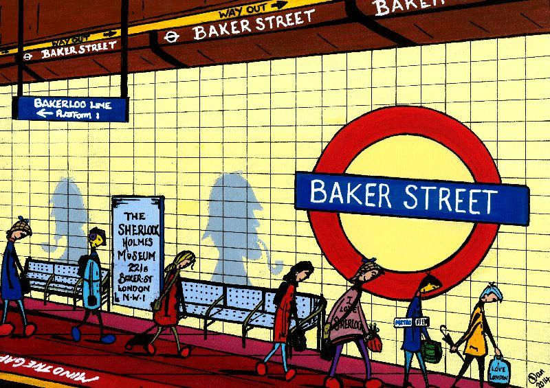 Baker StreetLondon