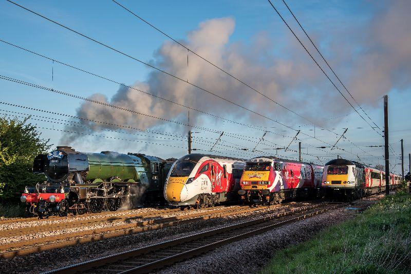 4 Famous Trains